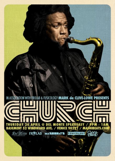 Tenor Saxophonist Kamasi Washington