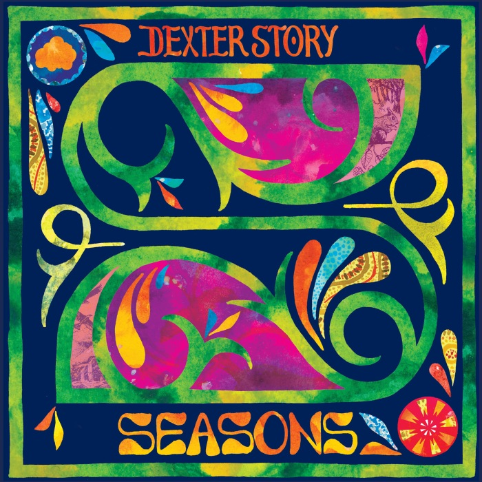 Dexter Story Seasons Album Cover (Kindred Spirits)