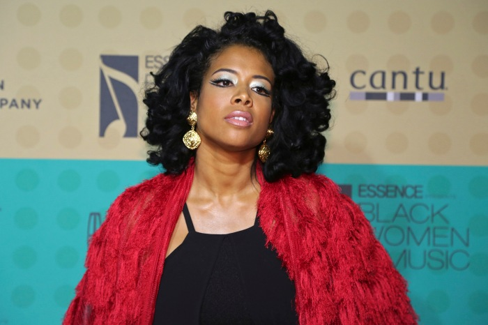 Singer Kelis attends Essence Magazine's 5th Annual Black Women in Music reception in West Hollywood