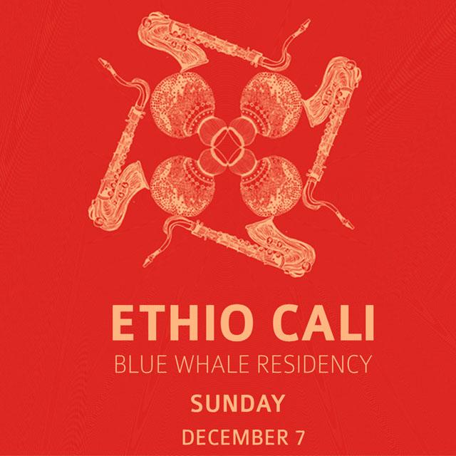 Ethio Cali Dec 7 Blue Whale