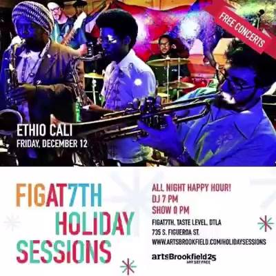 Ethio Cali Fig at 7th Dec 12