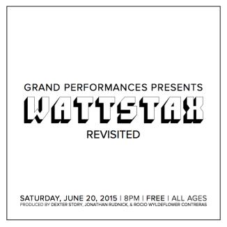 Wattstax Revisited Front