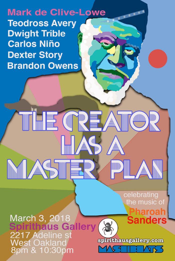 Creator Master Plan